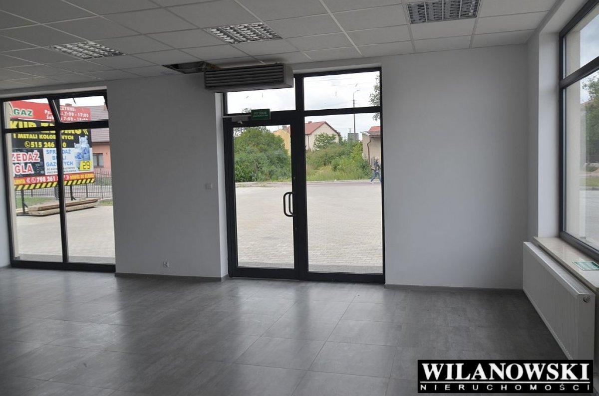 Lokal handlowo-usługowy ok. 150 m2 - parter