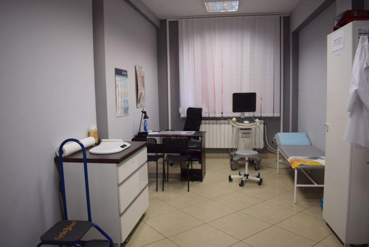 Przychodnia medyczna / Gabinety w centrum Mławy