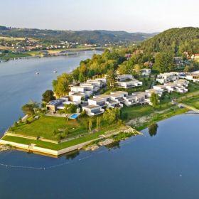 Apartament Słoneczny*19 z atrakcjami Lemon Resort SPA, nad jeziorem.