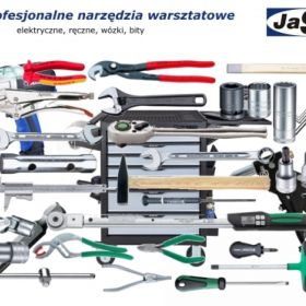 Specjalistyczne narzędzia warsztatowe dla przemysłu, firm, warsztatów