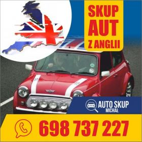Skup Anglików, Skup Aut z Anglii #Wałbrzych i Okolice# Najwyższe Ceny!